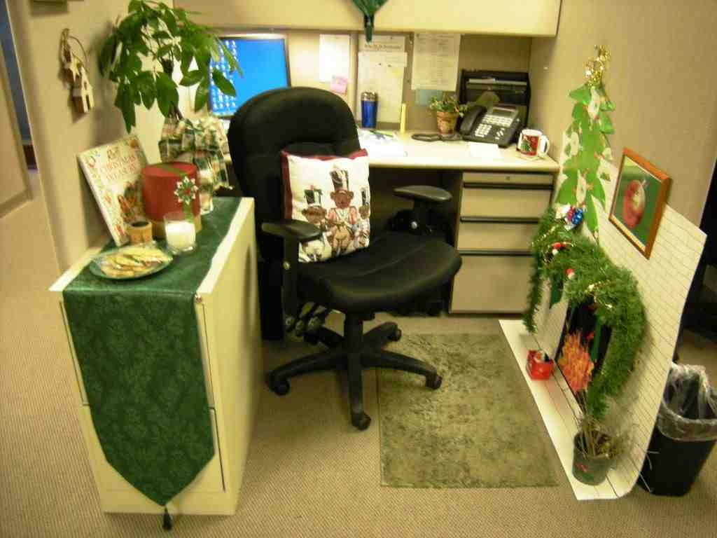 Decorating Your Work Office