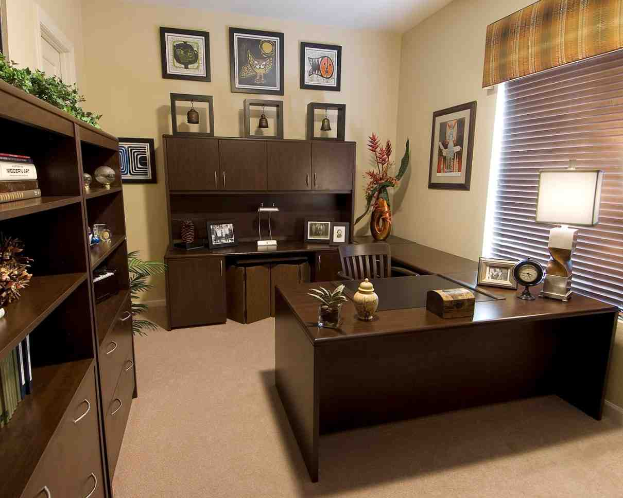 Ideas For Decorating Your Office At Work Decor