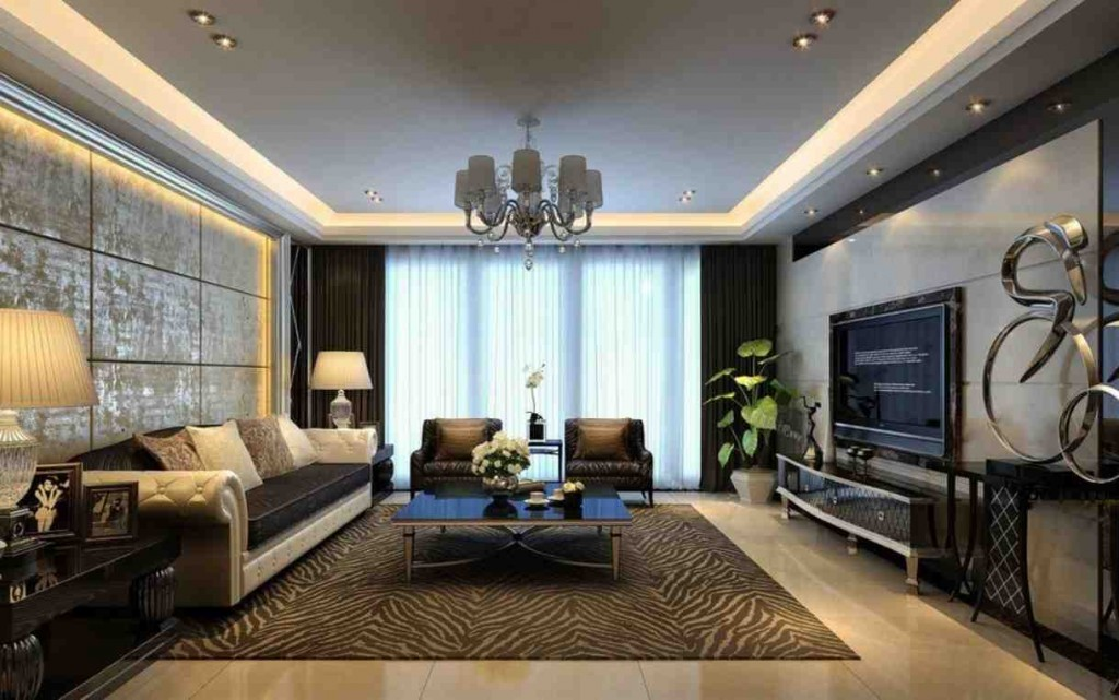 Ideas to Decorate Living Room Walls