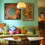 Living Room Wall Ideas Pinterest