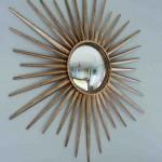 Martha Stewart Starburst Mirror