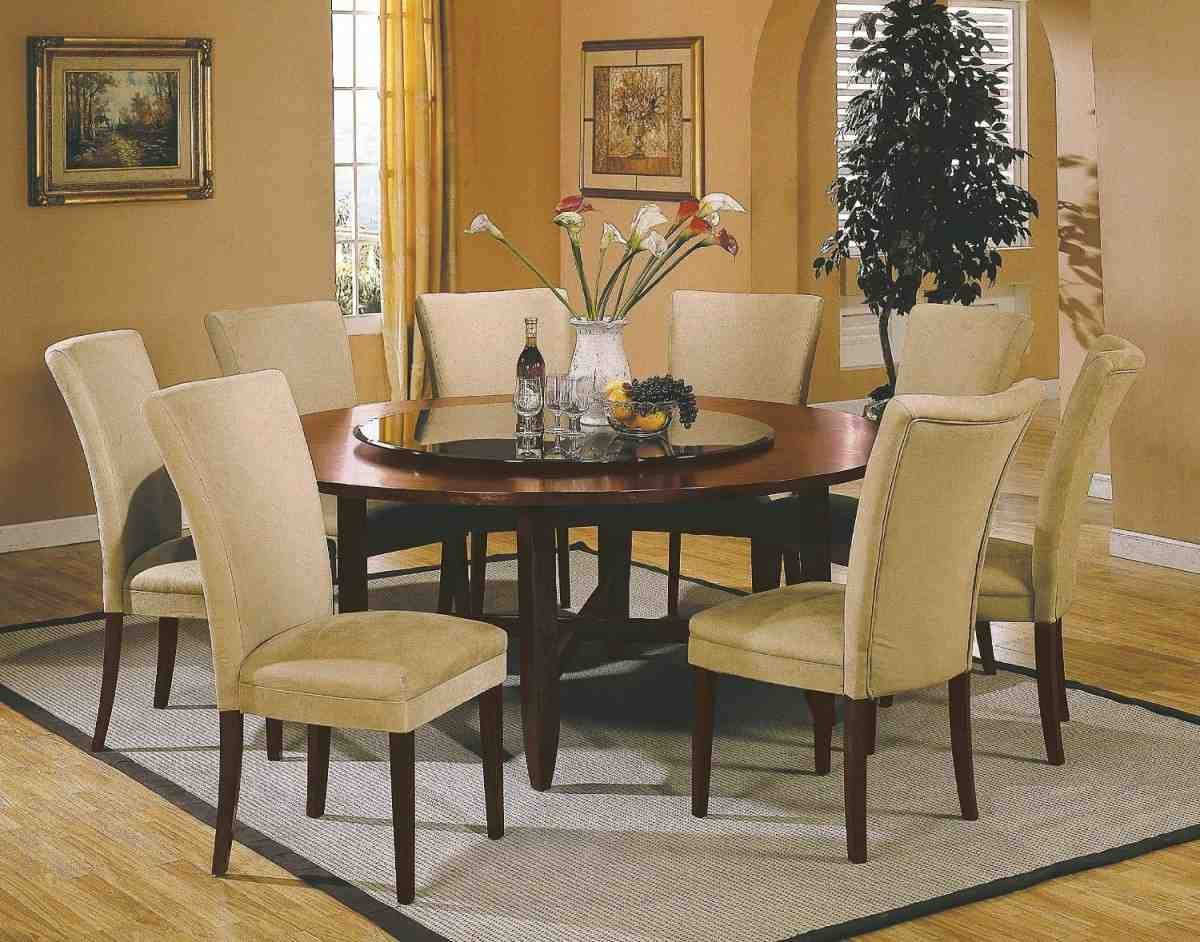 Round Dining Room Table Decorating Ideas Decor Ideas