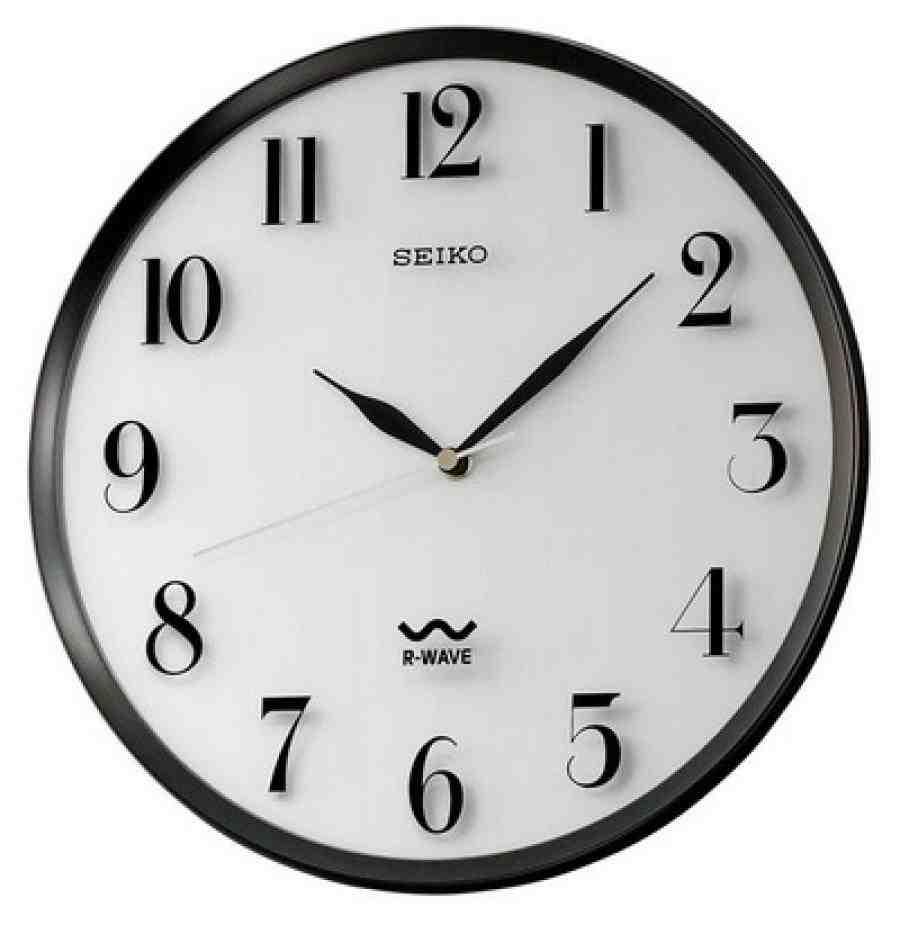 Seiko Atomic Wall Clock