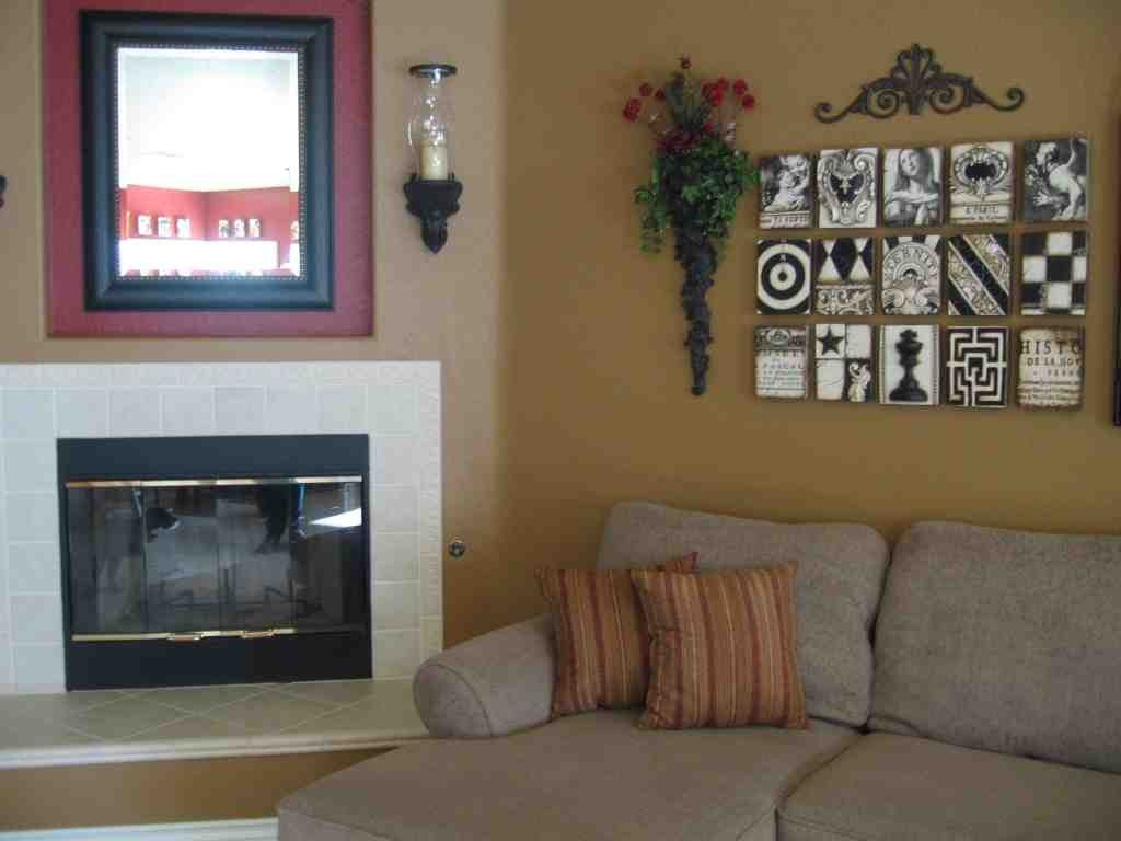 Wall Art Ideas for Living Room Diy