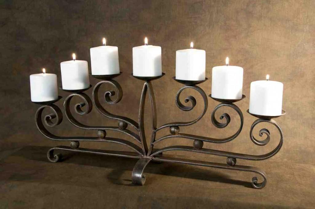 7 Candle Candelabra