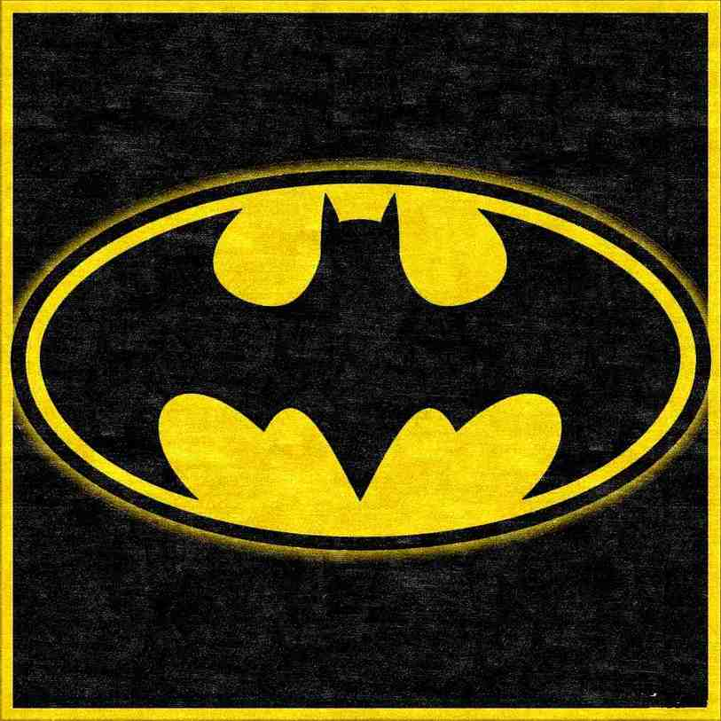 Batman Area Rug