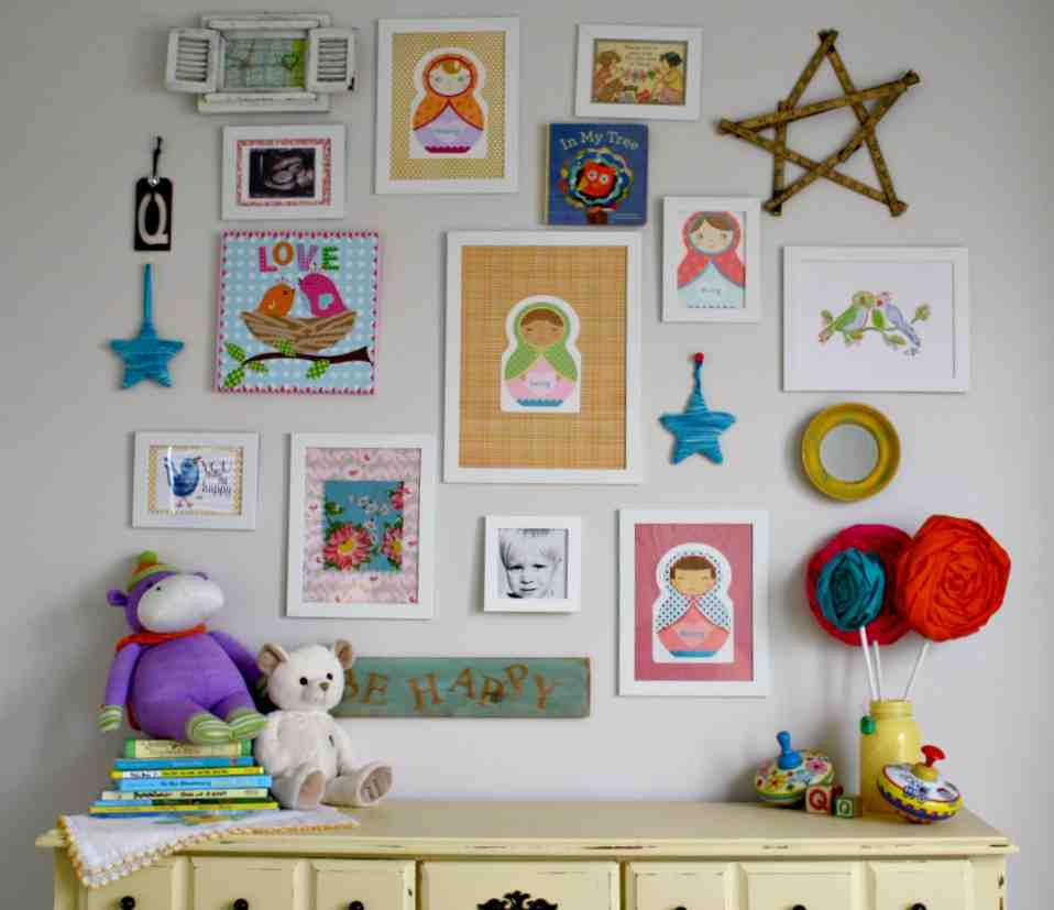Boys Room Wall Decor Ideas