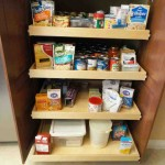 Cabinet Pull Out Shelves Kitchen Pantry Storage