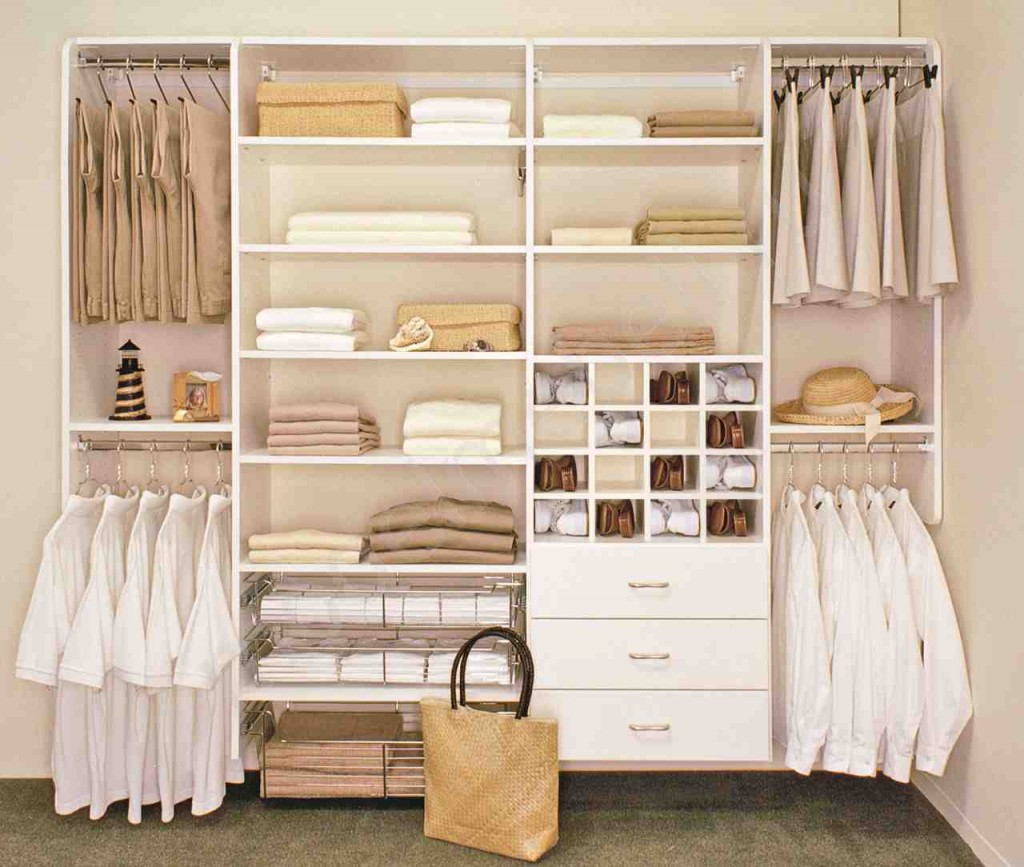 Closet Shelving Design