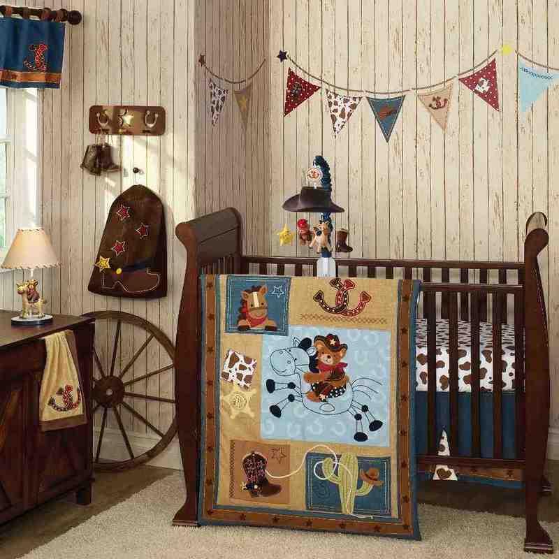 Cowboy Room Decor