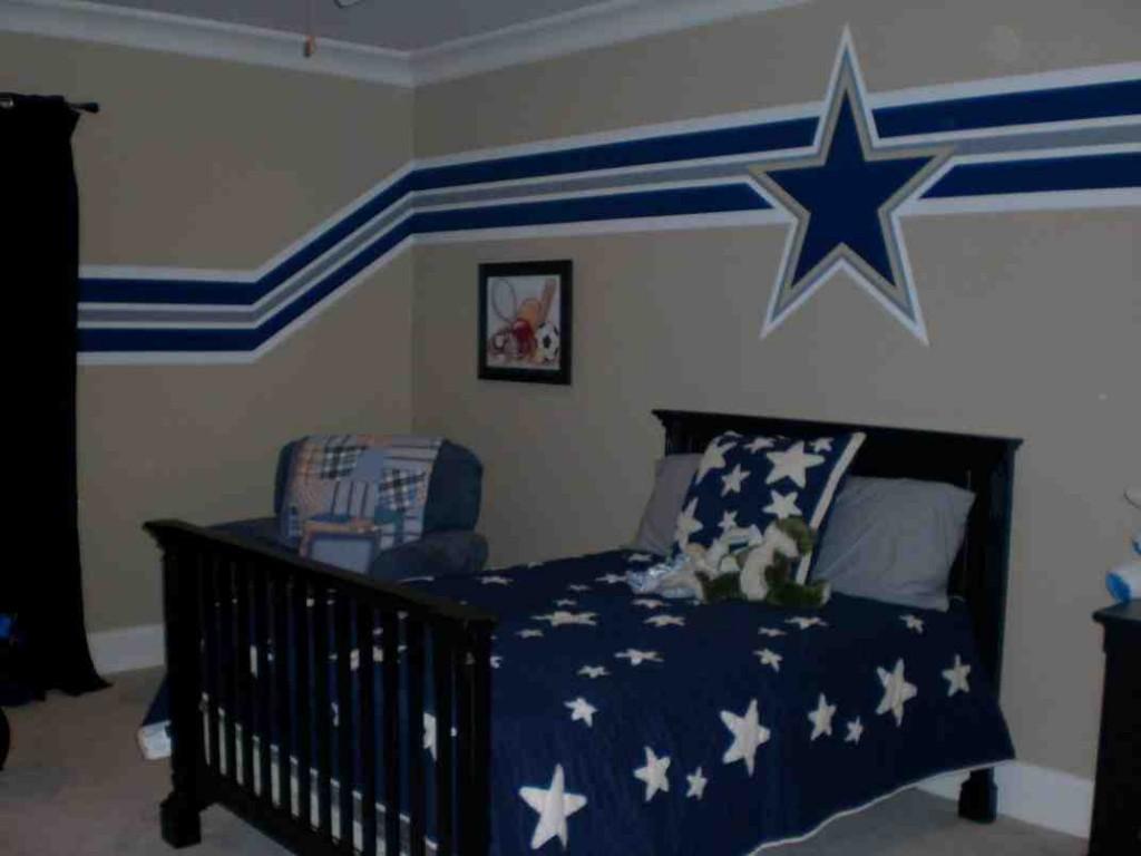 Dallas Cowboys Room Decorations