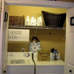 Decor for Laundry Room