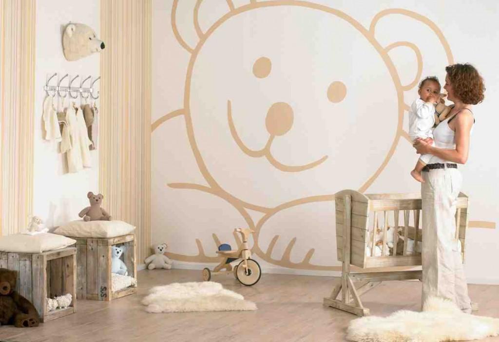 Decorating Baby Room