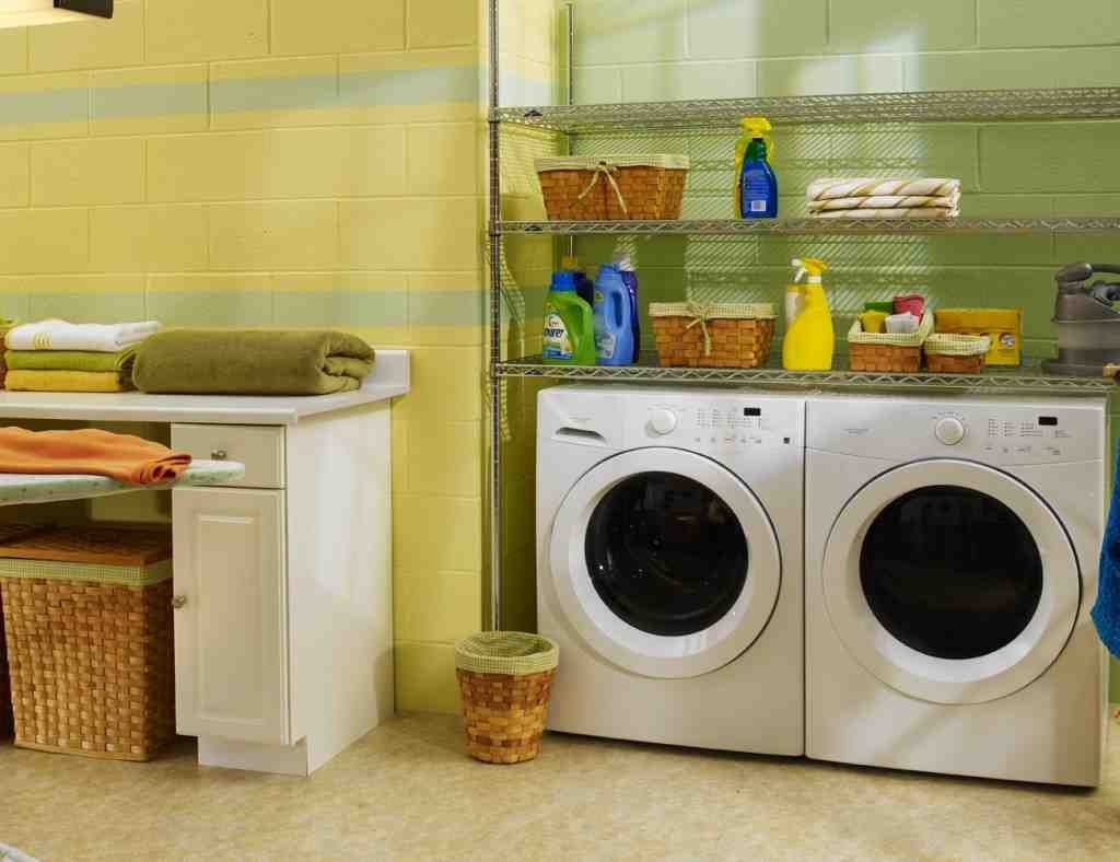 Decorating Ideas for Laundry Rooms