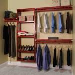 Free Standing Closet Shelves