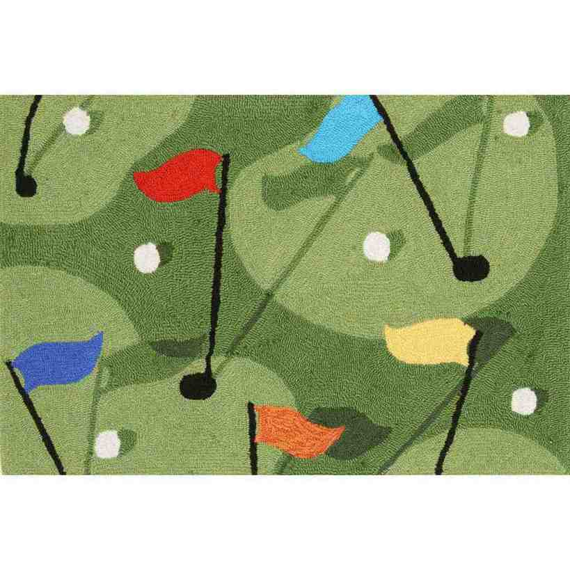 Golf Area Rugs
