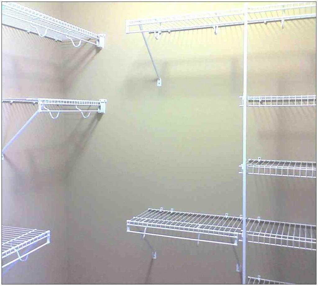 Install Closet Shelves