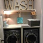 Laundry Room Decor Ideas