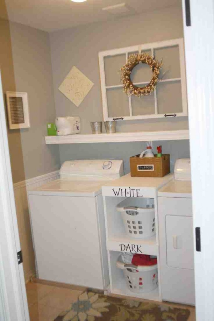 Laundry Room Decorating Ideas Pinterest