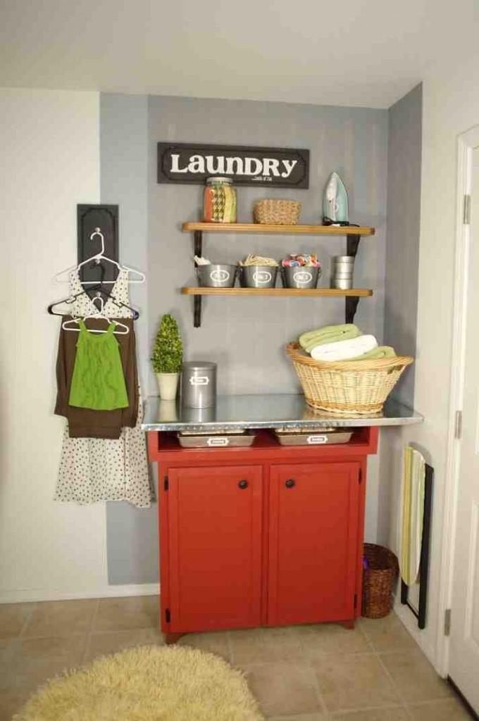 Laundry Room Wall Decor Ideas