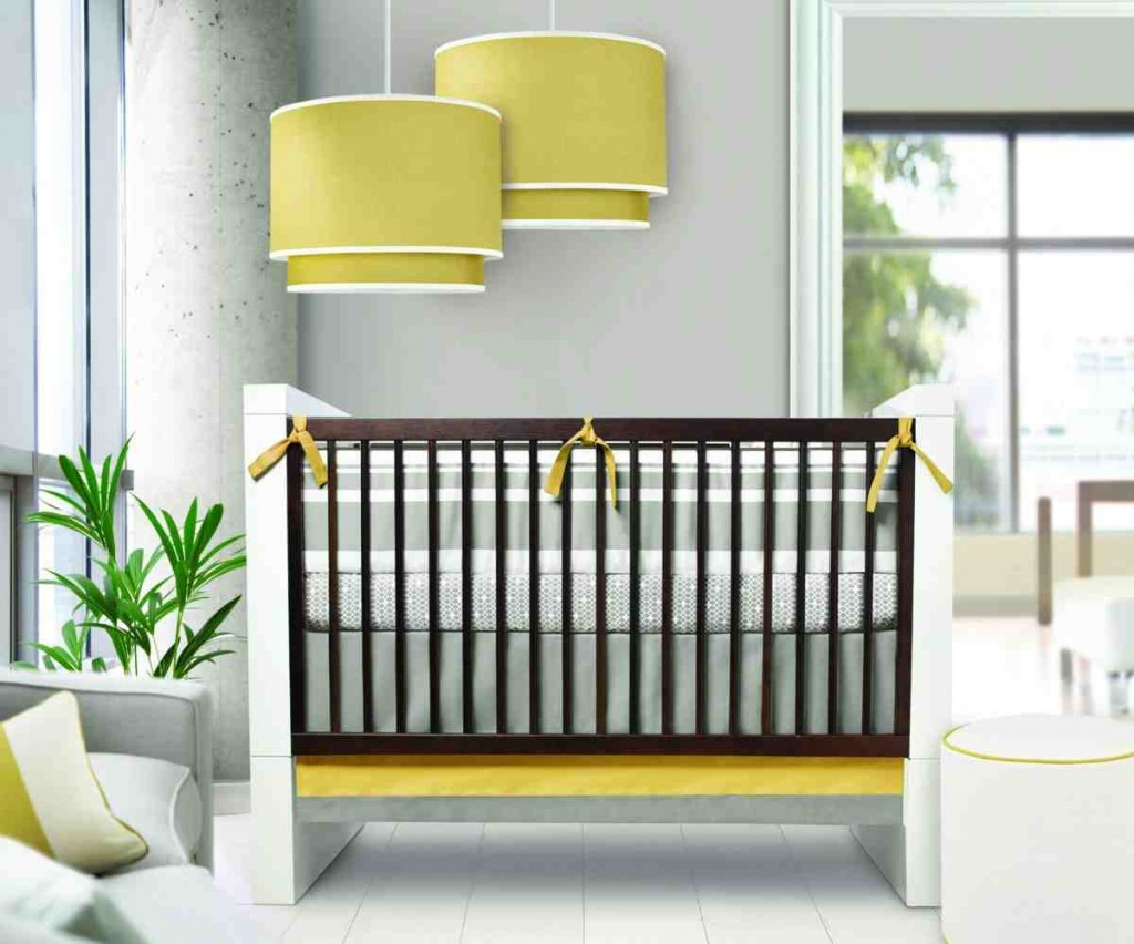 Modern Baby Room Decor