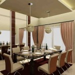 Modern Dining Room Decorating Ideas