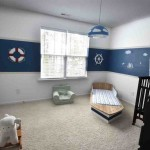 Nautical Baby Room Decorating Ideas