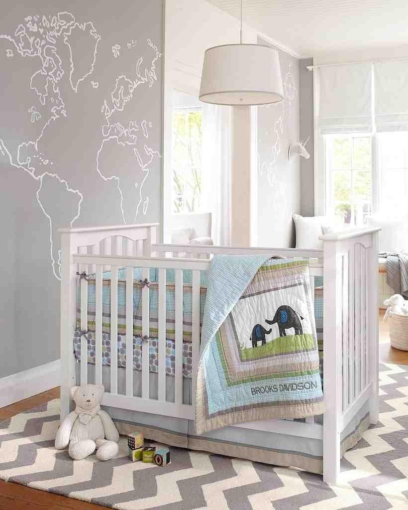 Neutral Baby Room Decor