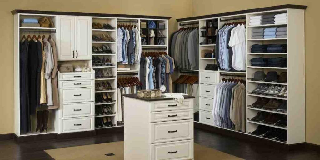 Rubbermaid Closet Shelves