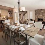 Rustic Dining Room Decorating Ideas