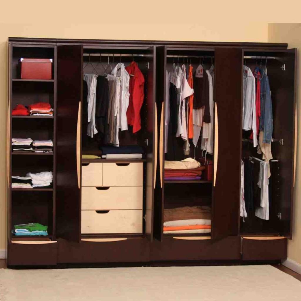 Simple Closet Shelves