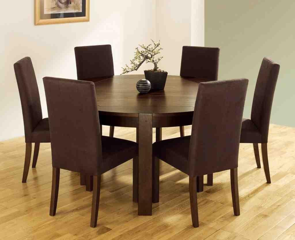 Simple Dining Room Decor