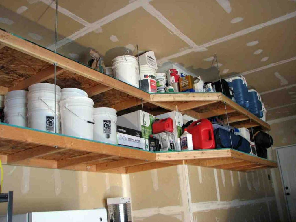 Storage Shelving Ideas