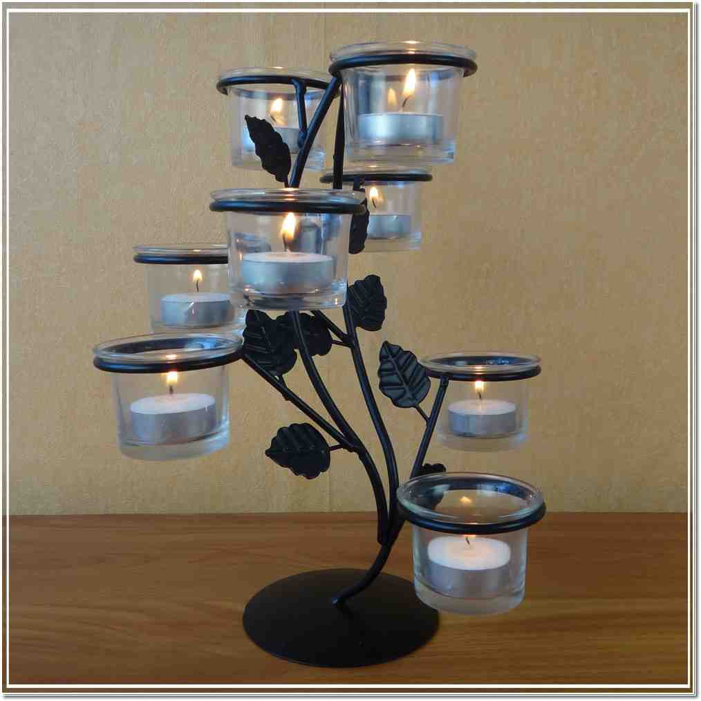 Tea Light Candelabra
