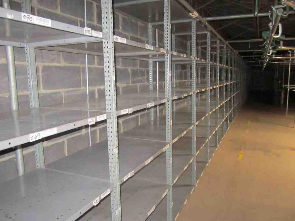 Used Storage Shelves