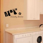 Wall Decor for Laundry Room