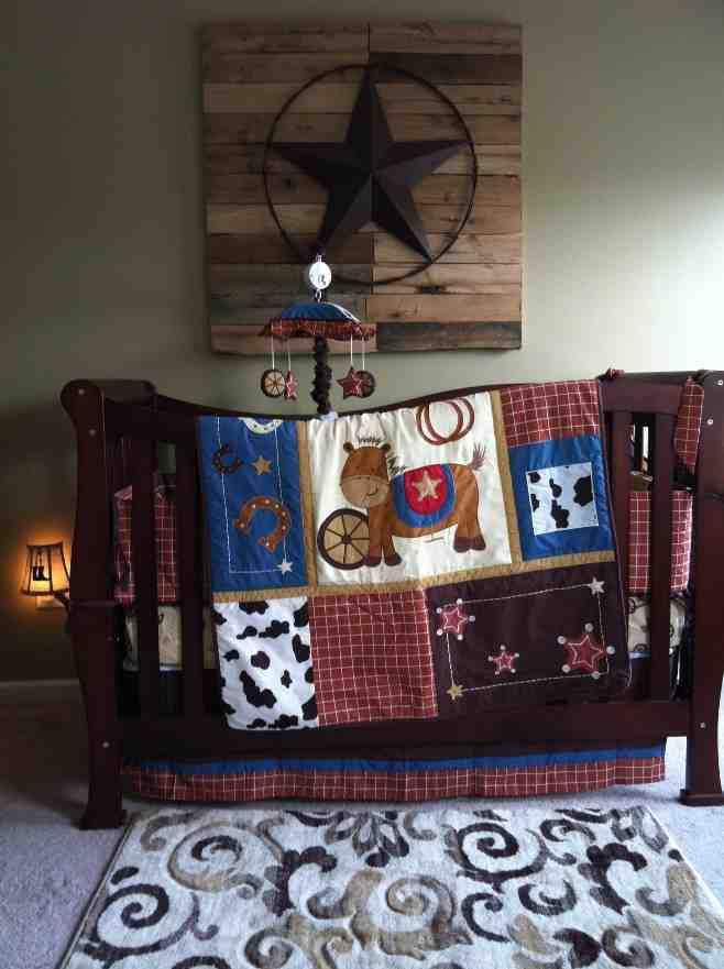 Western Baby Room Decor