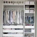 White Closet Shelves