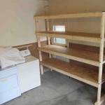 Wooden Storage Shelves Plans