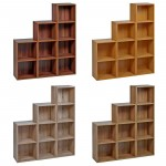 Wooden Storage Shelving Units