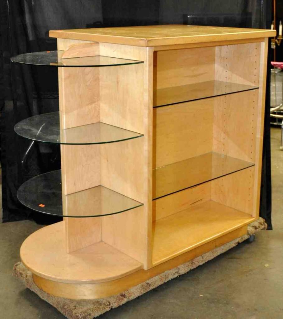 Glass Display Shelves Retail