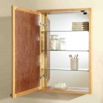 Glass Shelves for Medicine Cabinet