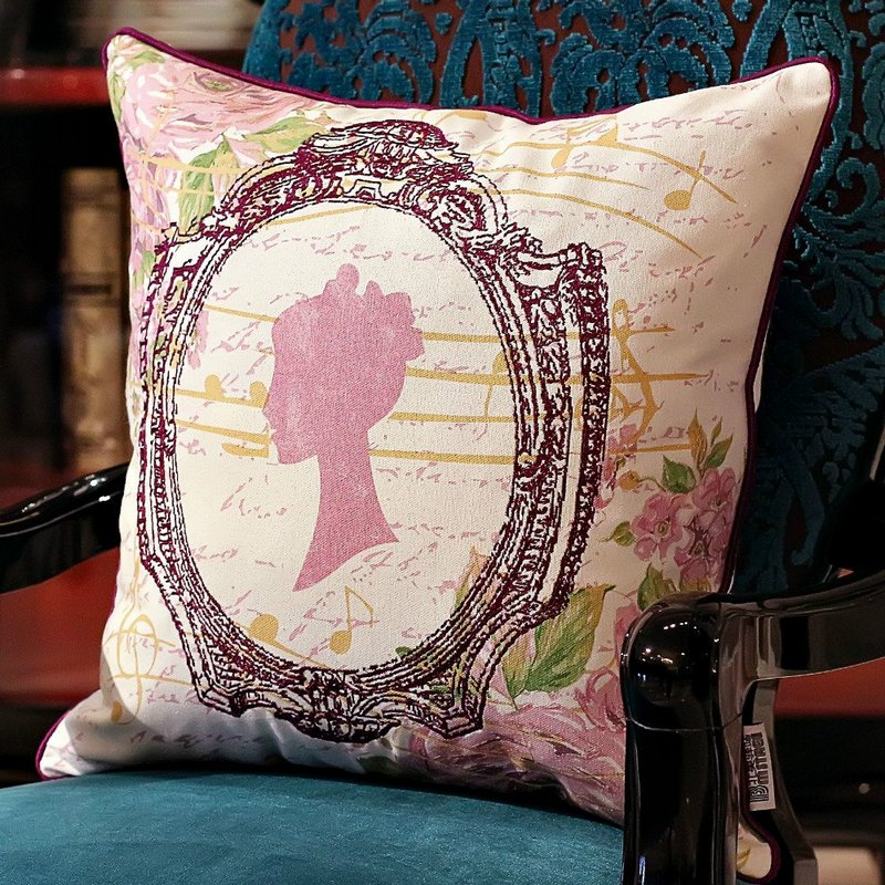 French Country Decorative Pillows
