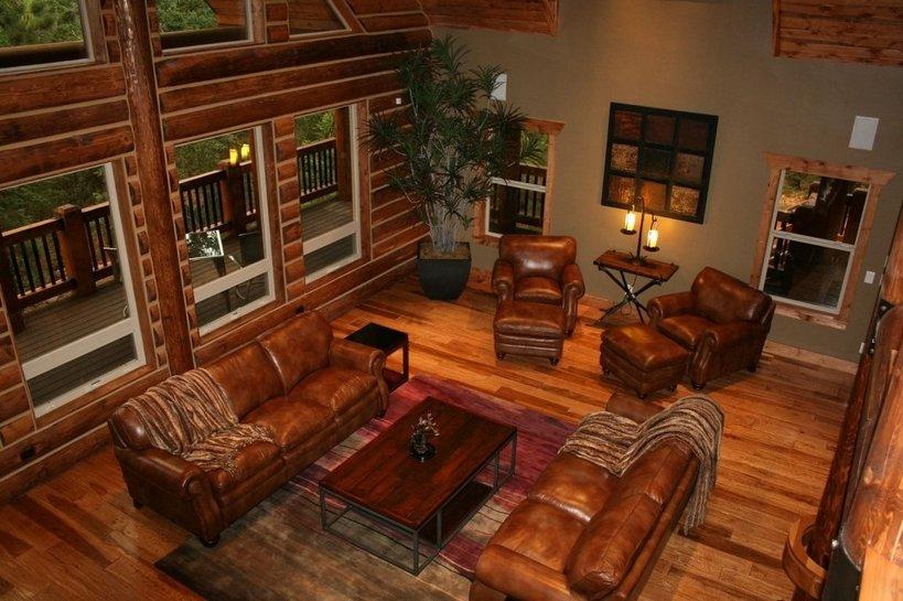 Log Cabin Decorating Ideas