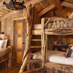 Rustic Log Cabin Decor