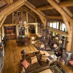 Rustic Log Cabin Decorating Ideas