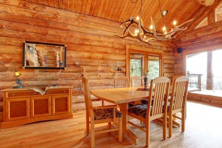 Small Log Cabin Decorating Ideas