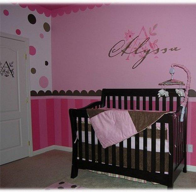 Baby Girl Room Decoration