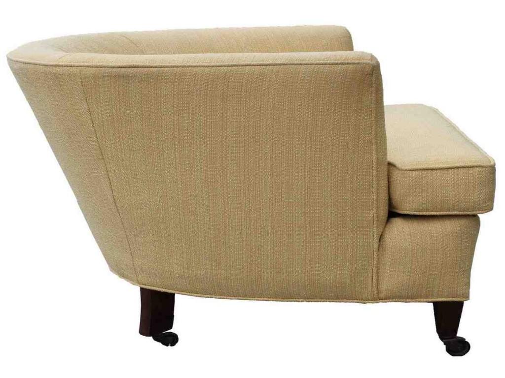 Barrel Club Chairs