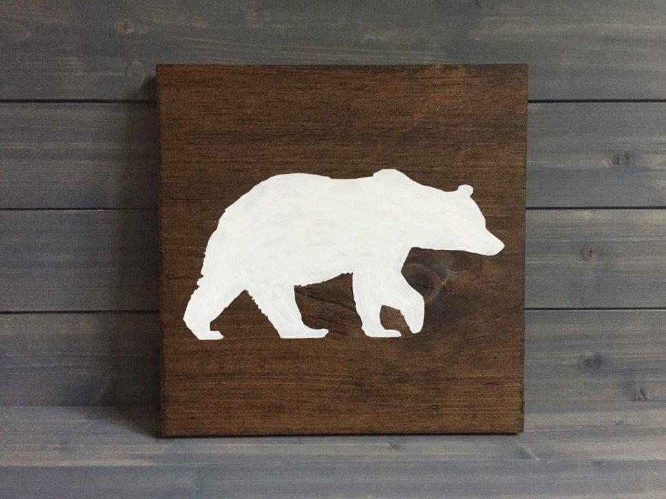 Bear Decor For Cabins